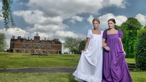 Regency dresses