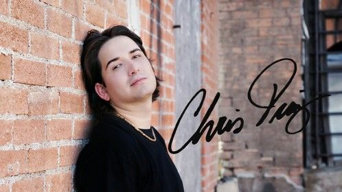 Chris Diaz - pop singer/songwriter www.ChrisDiazmusic.com