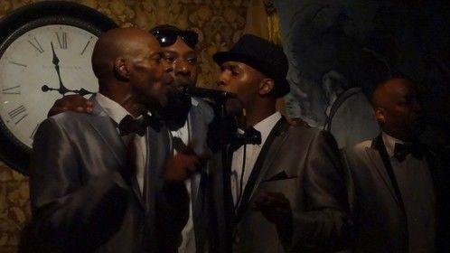 The Tee-Tones - a cappella soul singing group www.TheTeeTones.com