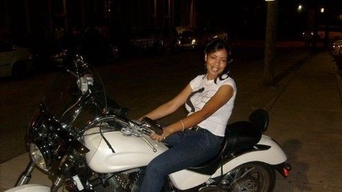 Always wanted to be a 'Good Girl' biker chick :)