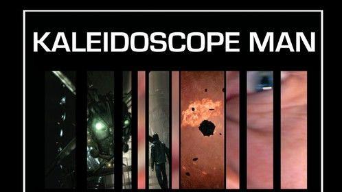 Kaleidoscope Man - Concept Poster
