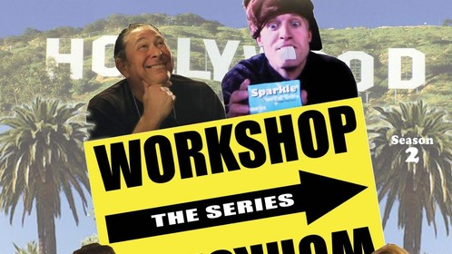 """WORKSHOP"" Season 2 poster"