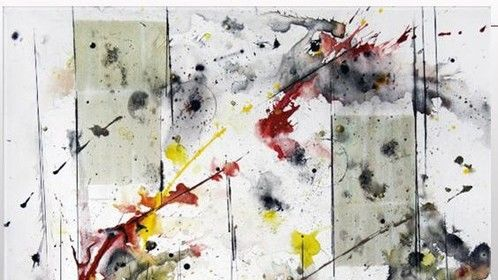 """Acrylic on Canvas 36"""" x 30"""""""