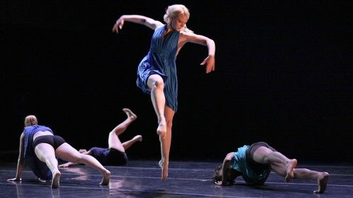 Tapestry Dance Company, Dance Chance