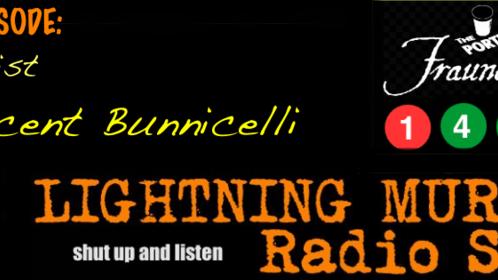 Guitarist Vincent Bunnicelli
