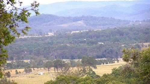 And towards the village of Tabulam, Northern NSW