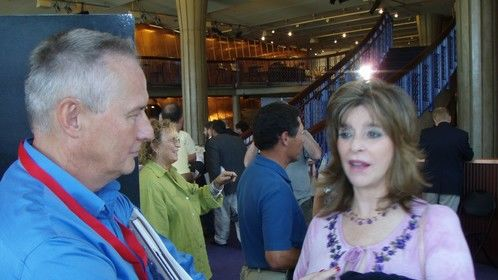 """Ron Maxwell's wife telling me how they got Bob Dylan involved with """"Gods & Generals."""""""