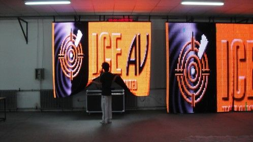 Comparative screen resolutions of the ICE Flexible Hang-Roll-Fold LED Screens 20mm and 25mm