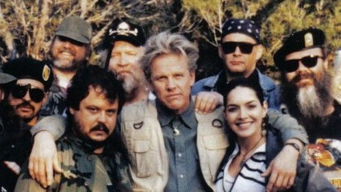 Dell Yount & Gary Busey - THE RAGE