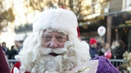 The best Santa in the business