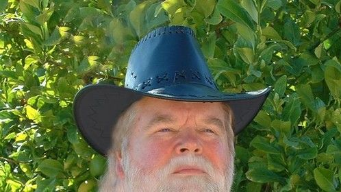 Cowboy Bob gray beard