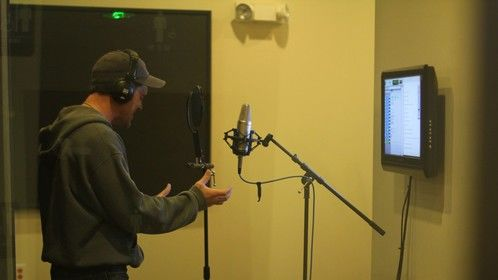 In the grips of our recent ADR session.