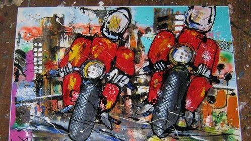 Motoriuos...by Erik Zwezerijnen