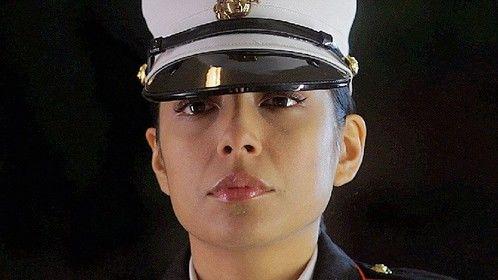 Sgt. Carmen Biggs, Home from War - a short