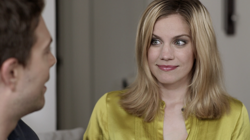 Anna Chlumsky in a scene from The Pill