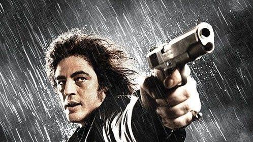 Sin City- Benicio