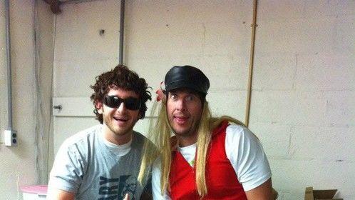 Me & Frazier Hughes