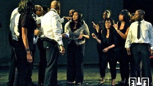 Paulette in Good Black Men/Good Black Women.