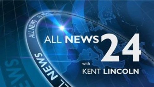 All News 24 News ident for 1818film