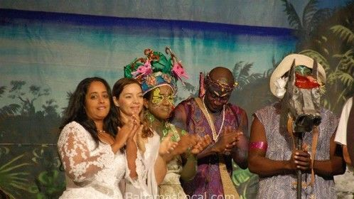 A Midsummer Night's Dream - 2010 Shakespeare in Paradise, The Bahamas, P.A.ALI, Director/Hermia &part of cast