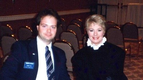 Jeff and Shirley Jones