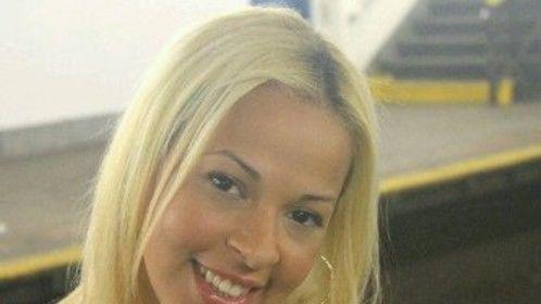 My friend actress Eve Lora