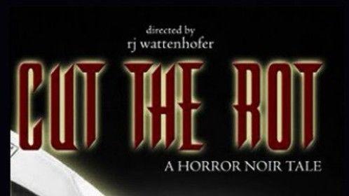 Cut the Rot DVD artwork