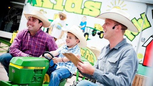Kids Pedal Tractor Pull | Entertainer/MC | National Tour