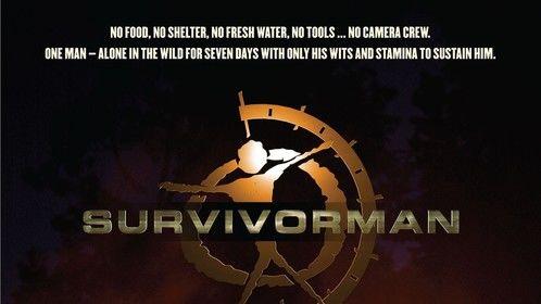 Survivorman poster