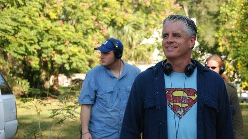 """Kevin directing """"Clark"""""""