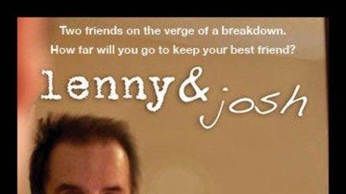 Lenny & Josh Postcard Front