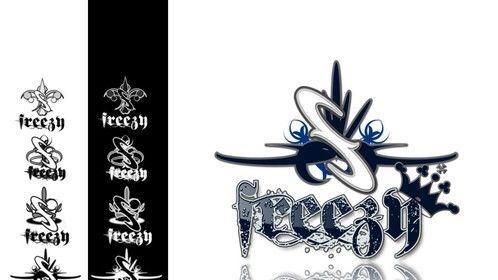 Freezy Logo Design - Hip-Hop Artist in Conneticut