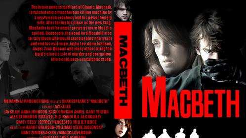 Case Cover - Macbeth