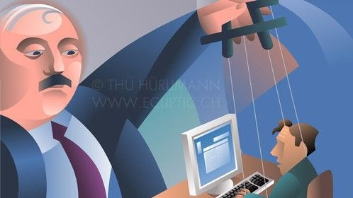 illustration for Computerworld