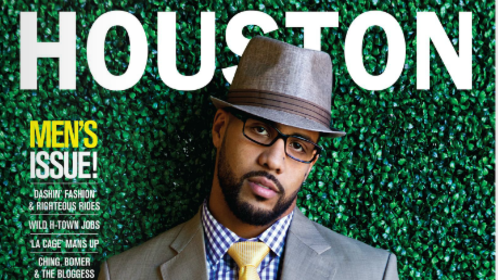 Men's Grooming, Hair & Make-Up on star Athlete Foster from the Houston Texans