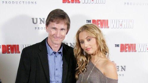 Actor Bill-Oberst-Jr Liz DiPrinzio http://www.imdb.com/name/nm2454994/