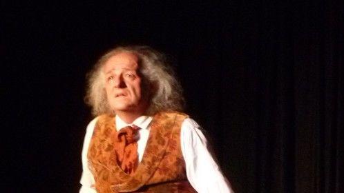 As Ludwig van Beethoven in BEETHOVEN ON VIENNA (2011)