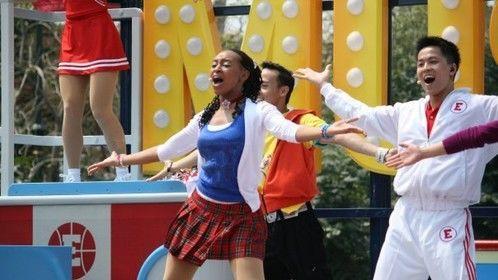 High School Musical: LIVE! at Hong Kong Disneyland