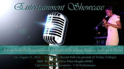 Entertainment Showcase!