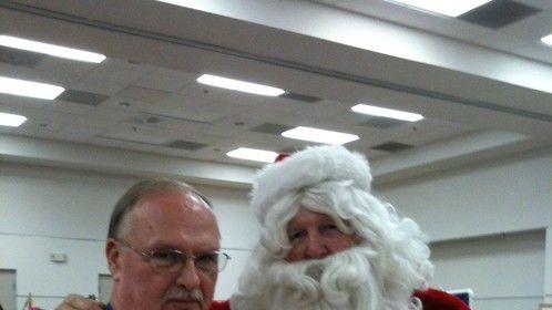 The Captain Helps Santa, Christmas 2010