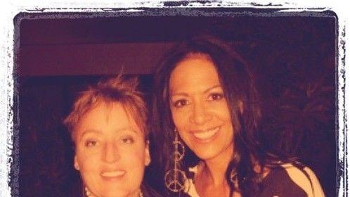 With Sheila E.