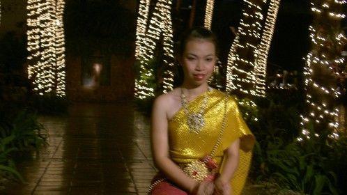 Thai female performer