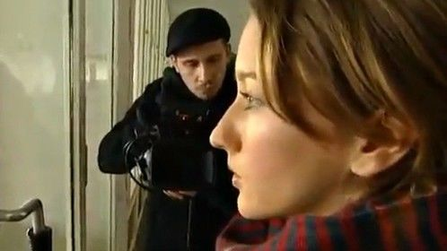 "Virginia Bradford in the Berlin-based online game ""TwinKomplex,"" 2011."