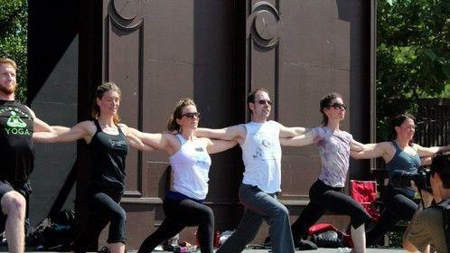More DC Yoga Week 2012