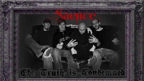 SAENCE- Collinsville IL Rock/Alternative Metal