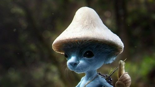 What if Smurfs were real?