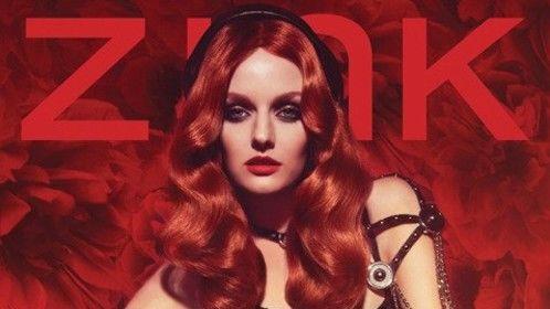 Zink Magazine Cover -  Fashion Photography