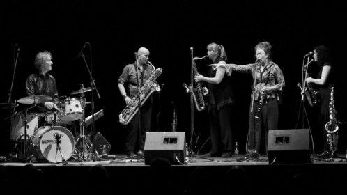 Tiptons Sax Quartet (Italy, March 2012)