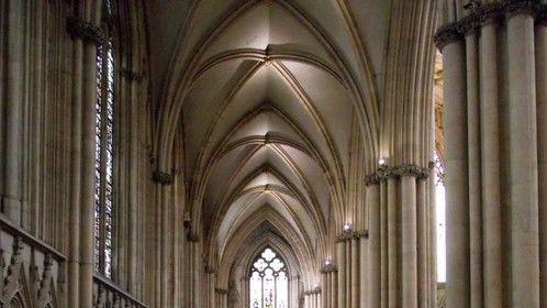 Inside York Minister, York