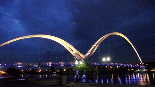Millenium Bridge, Stockton On Tees
